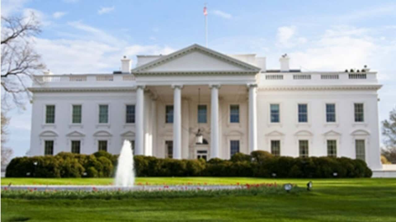 The staff on the White House is all nervous and anxious for COVID19