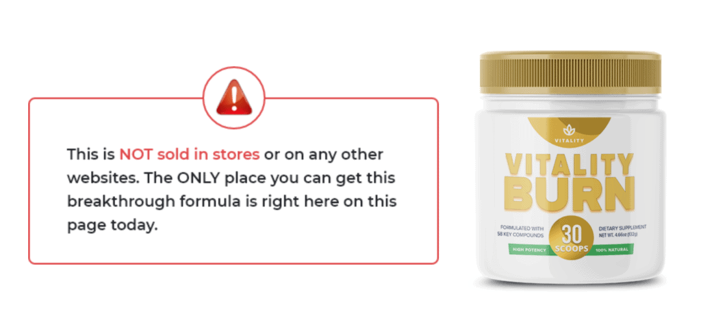 Vitality Burn Reviews 2020 | What customers Of This Supplement Saying?