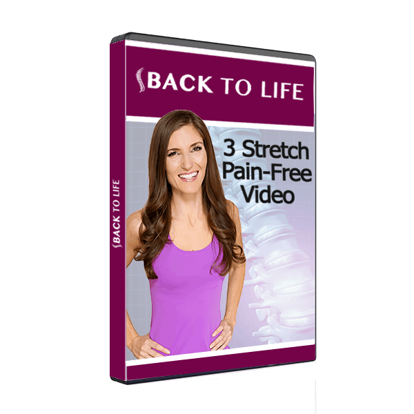 Back to Life 3-Stretch Pain-Free