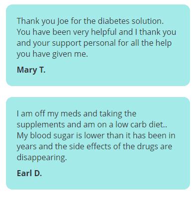 diabetes solution kit customer reviews