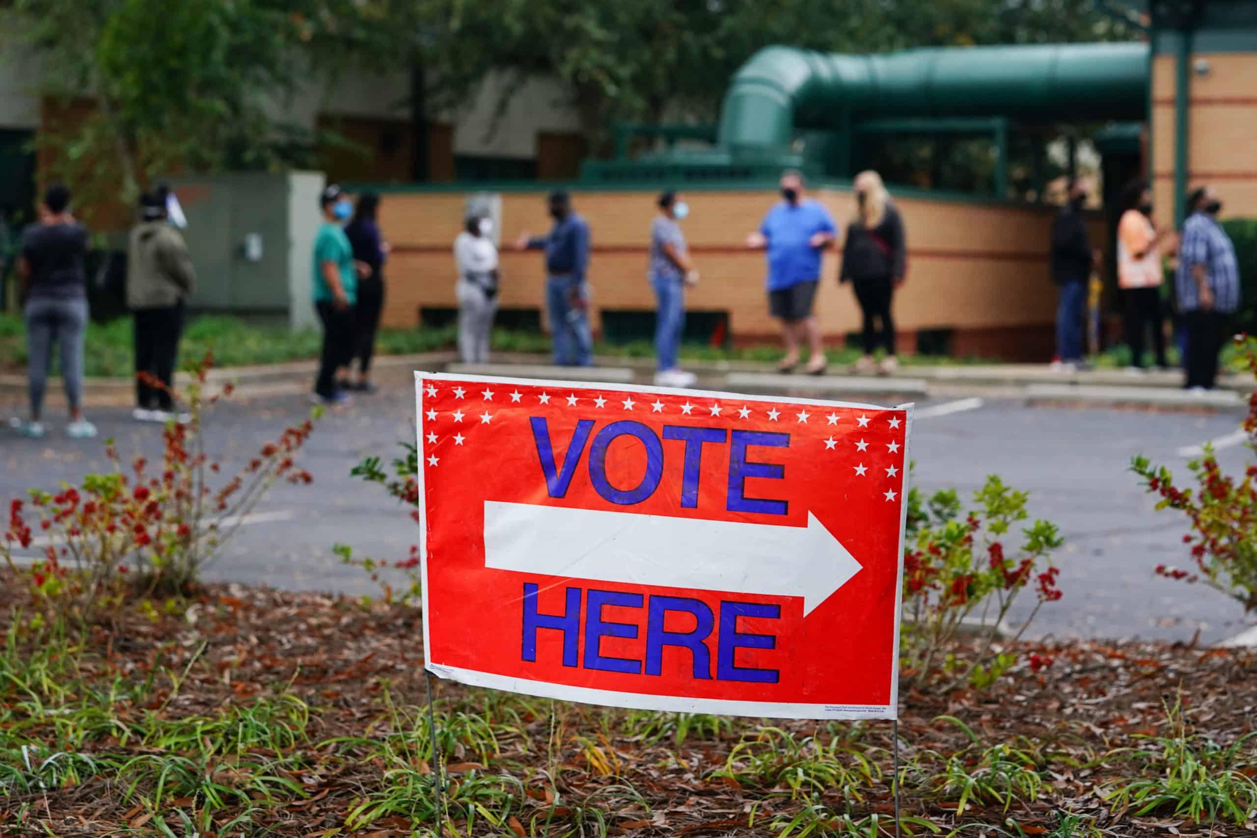 12 Key Battleground States In US 2020 Election