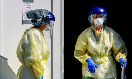 Americans-Remain-Divided-On-The-Threat-As-Pandemic-Worsens