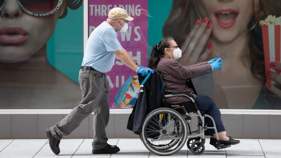 Americans With Disabilities Struggle Harder During Covid 19 Pandemic