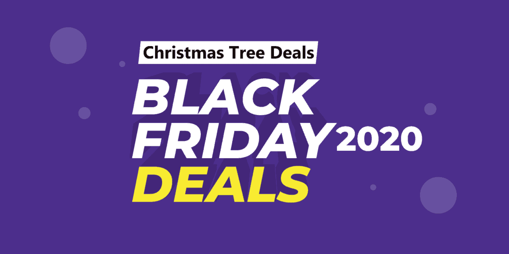 Best Black Friday (2020) Christmas Tree Deals On Amazon