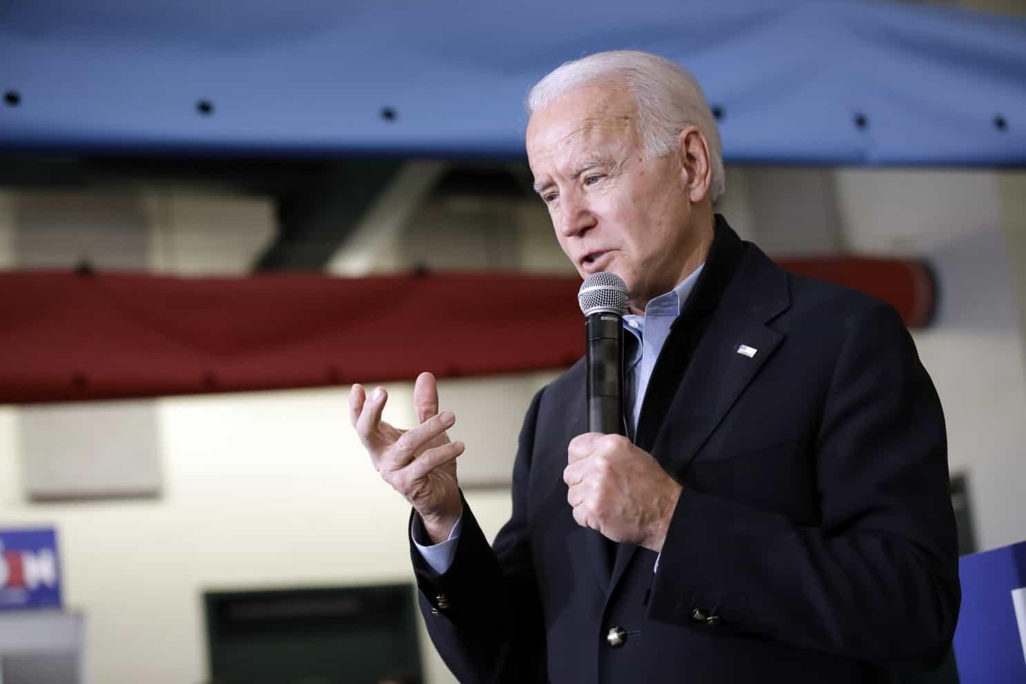 Biden Is Still Not a Winner Even After a Good Lead