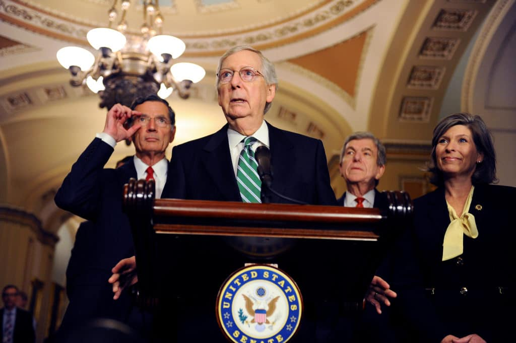 Can Republicans Get Hold Of The Senate Majority?