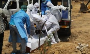 Coronavirus Updates:65 Americans Die Every Hour