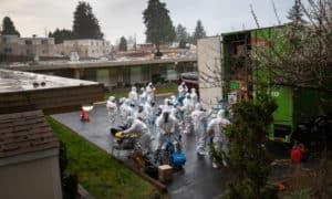 Coronavirus Updates: US Reaches 250k Deaths, New York Schools Close