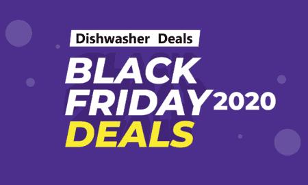 Dishwasher Black Friday Deals (2020) On Amazon