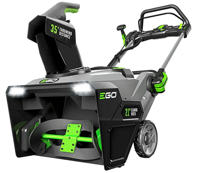 EGO Power cordless snow blower