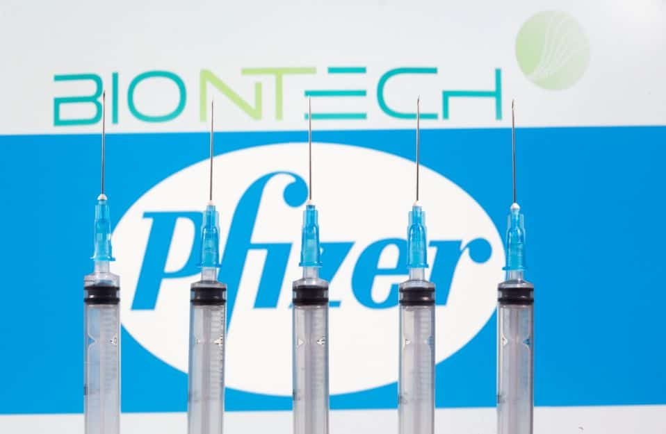 EU To Buy 300 Million Doses Coronavirus Vaccines From Pfizer And BioNTech