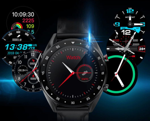 GX SmartWatch features