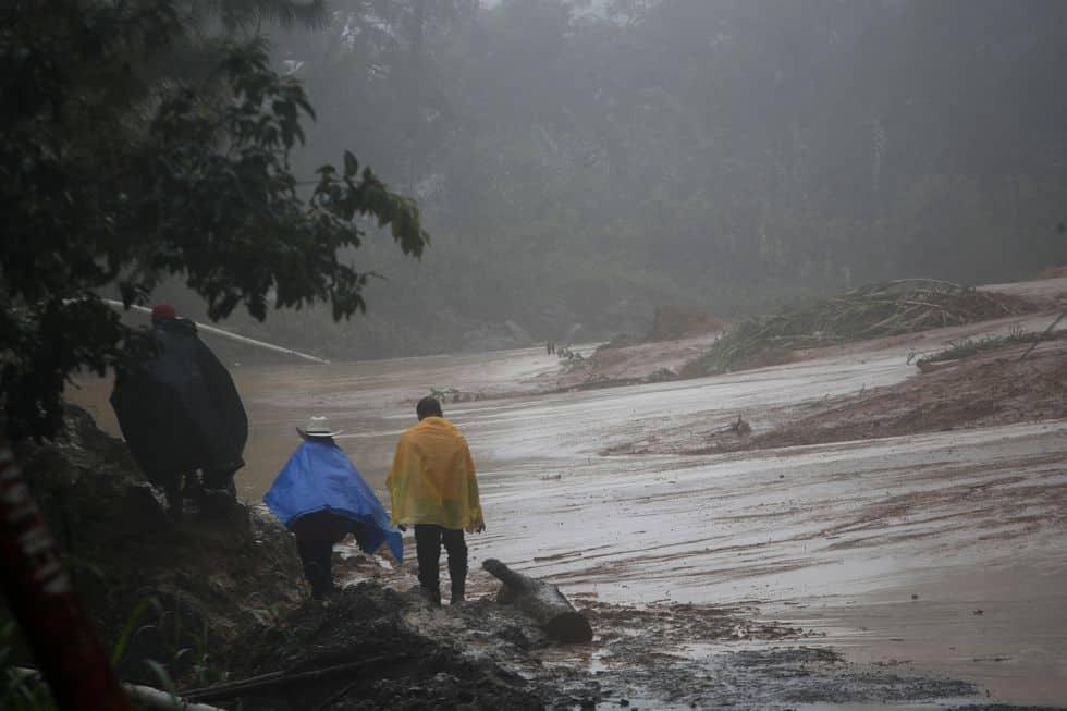 Hurricane Eta Aims For Florida West Coast
