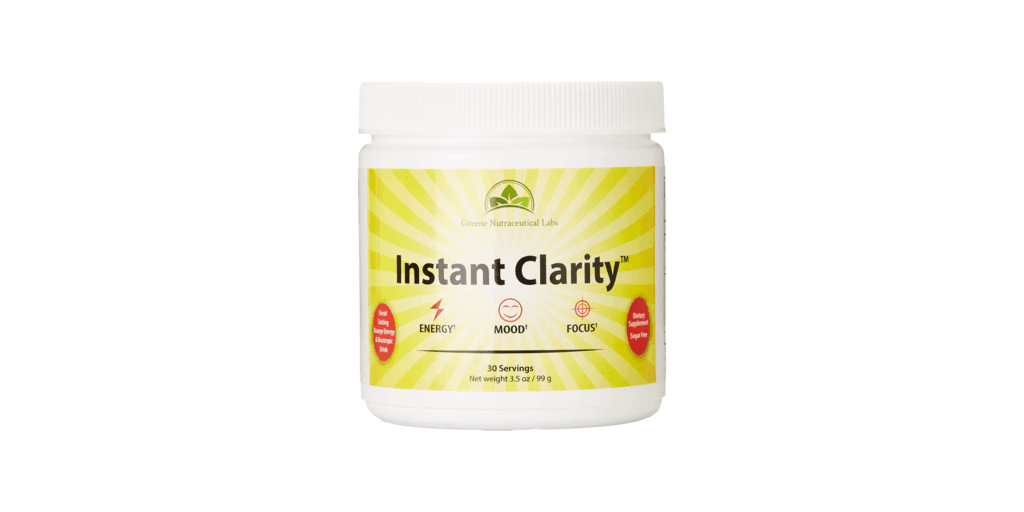 Instant Clarity Energy Drink Review