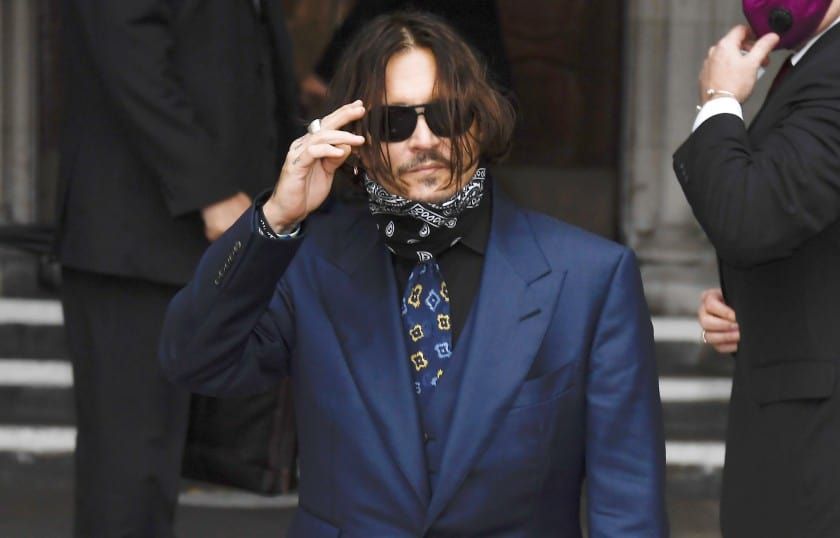 Is Johnny Depp a Wife Beater?