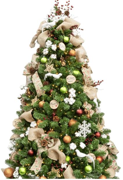 KI Store Artificial Christmas Tree