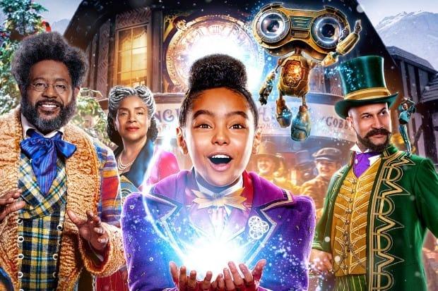 Netflix's Jingle Jangle Is a Christmas Festive Watch