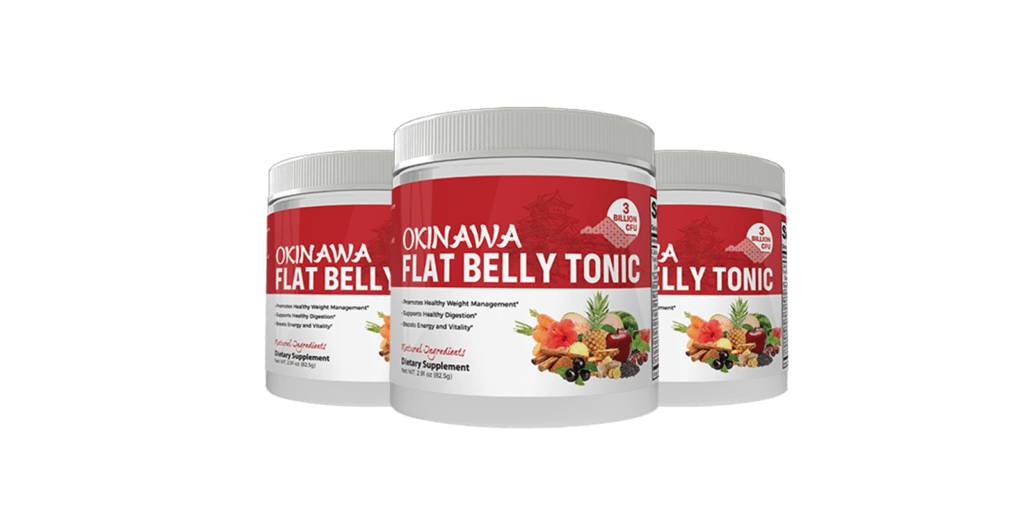 Okinawa Flat Belly Drink review