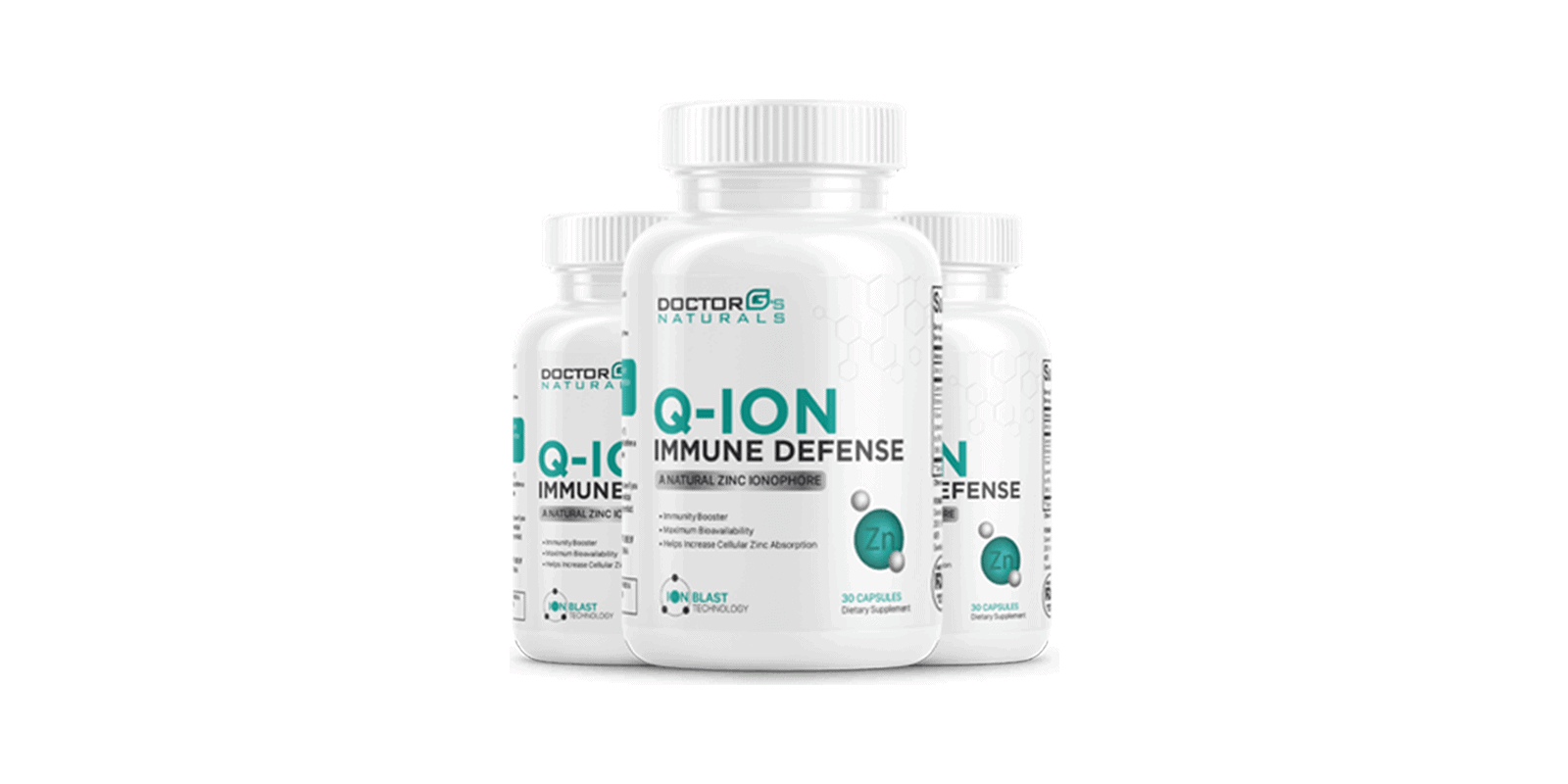 Q-ION Immune Defence review