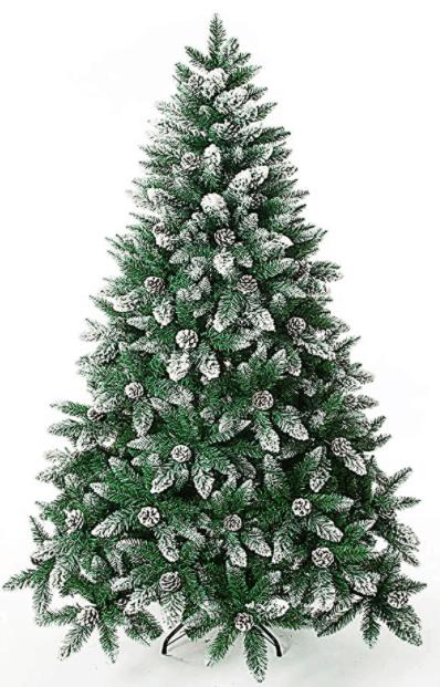 Senjie store's Artificial Christmas Tree