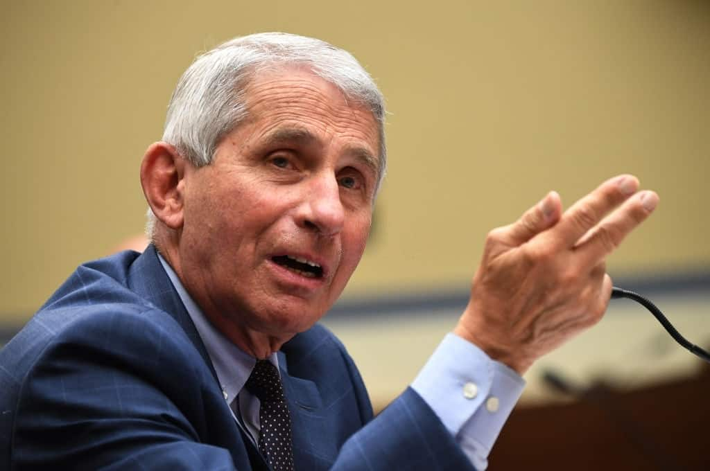 Superimposed U.S. Surge: Warning By Dr Anthony Fauci