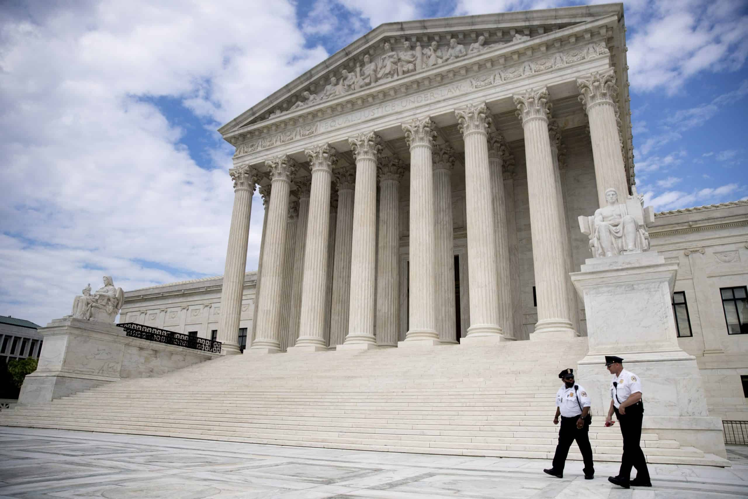 US Supreme Court sides with religious groups on virus rules