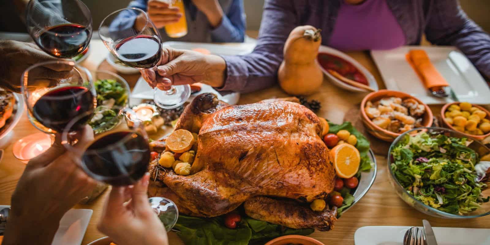 Thanksgiving Preparation In The Absence Of Loved Ones