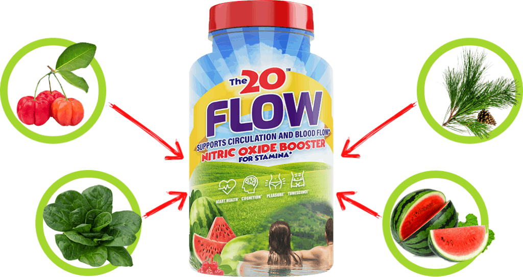The 20 Flow Nitric Oxide Booster reviews amazon