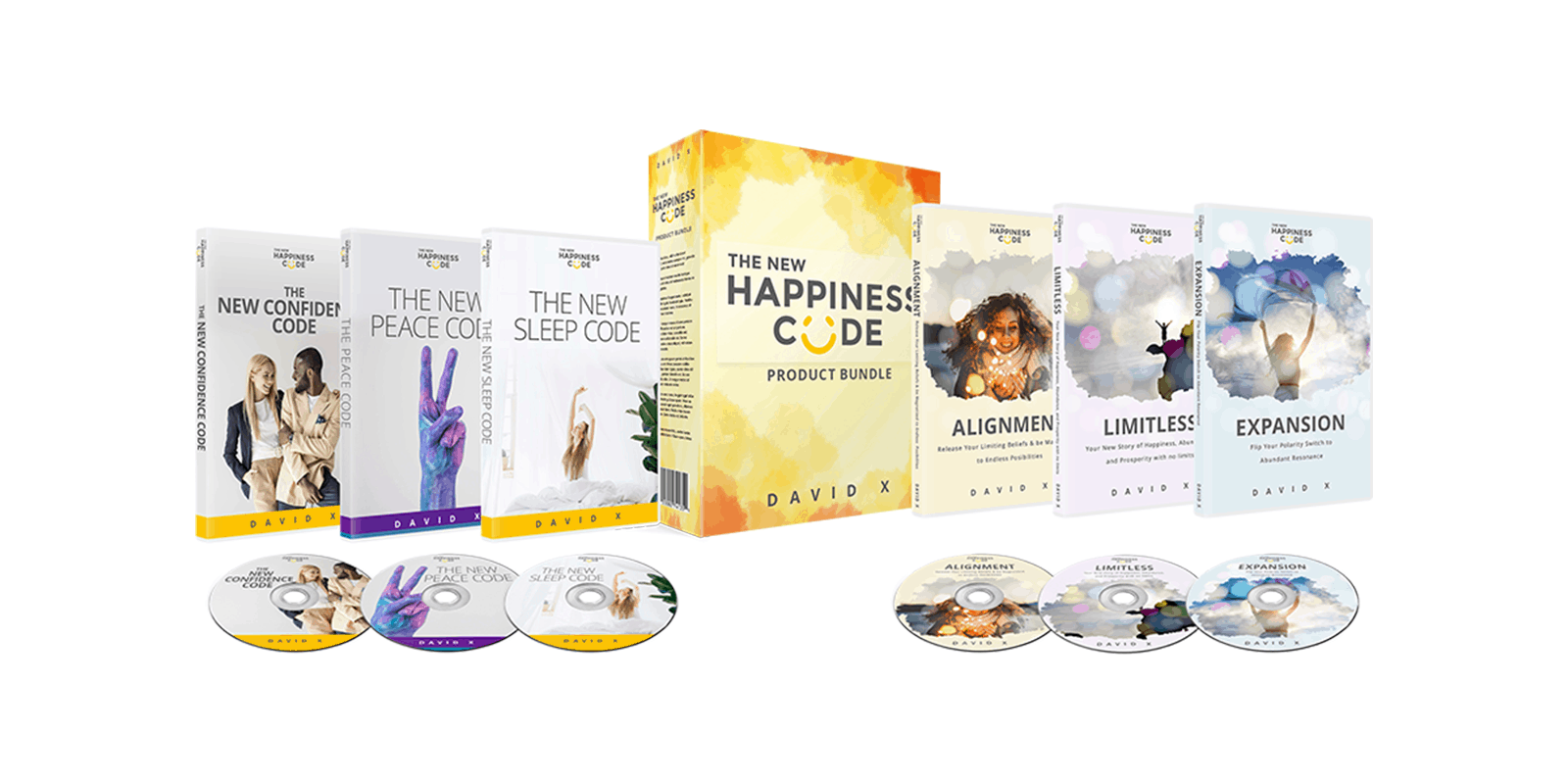 The New Happiness Code audio download