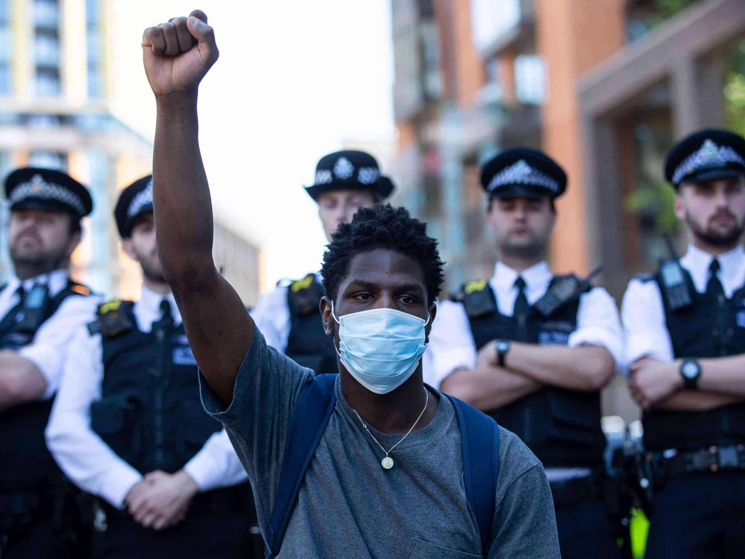 With Biden victory, Black Lives Matter activists hope for police reforms.