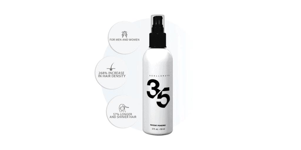 xcellerate 35 shampoo