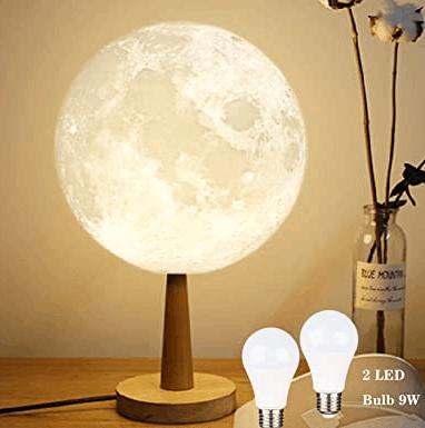 9 Inch Moon Lamp plug