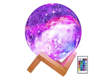 BRIGHTWORLD Galaxy Lamp