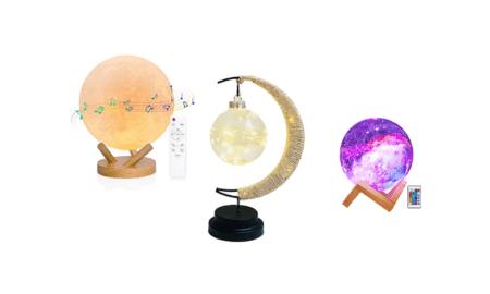 Best Moon Lamps on amazon
