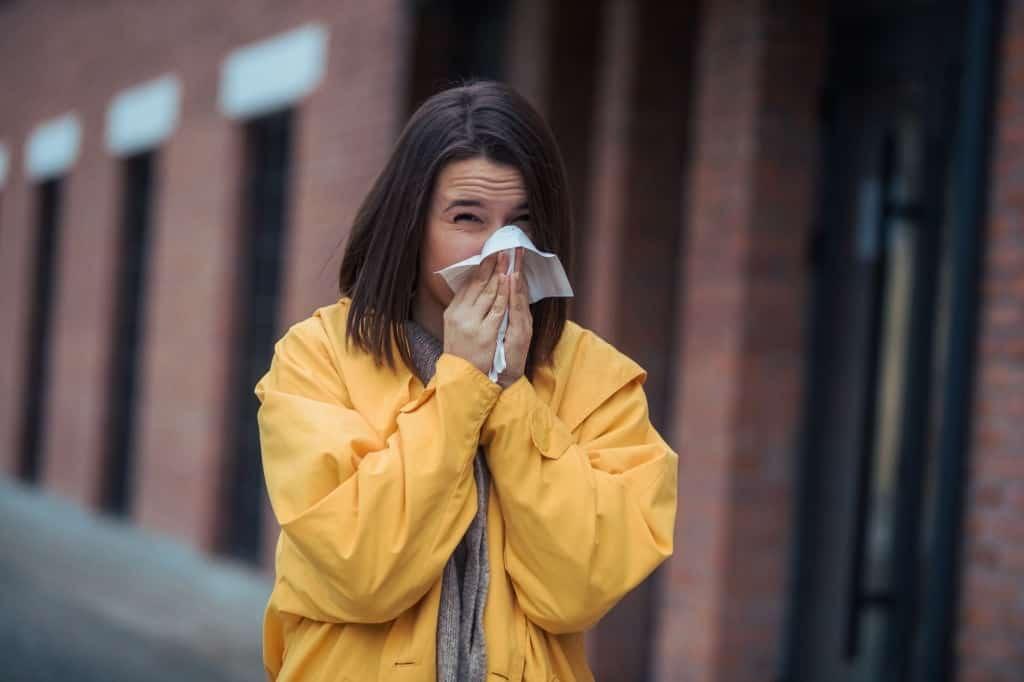 Beware Of Picking Nose During Coronavirus Pandemic