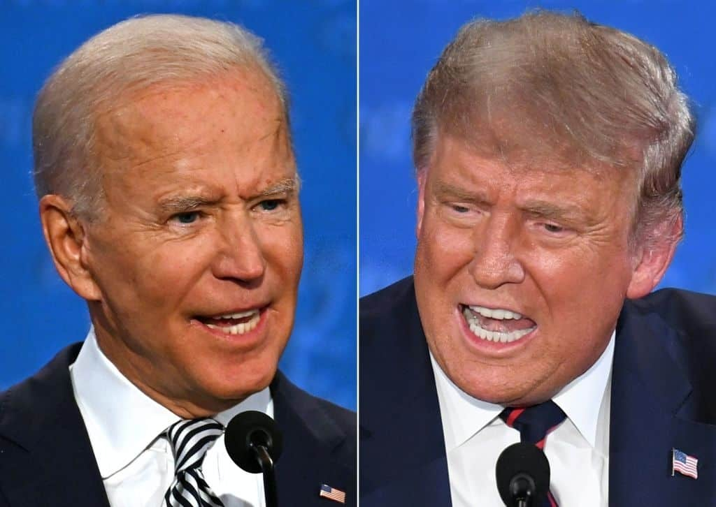 Biden Bashes Trump's Irresponsible Behavior Over Covid Relief Package