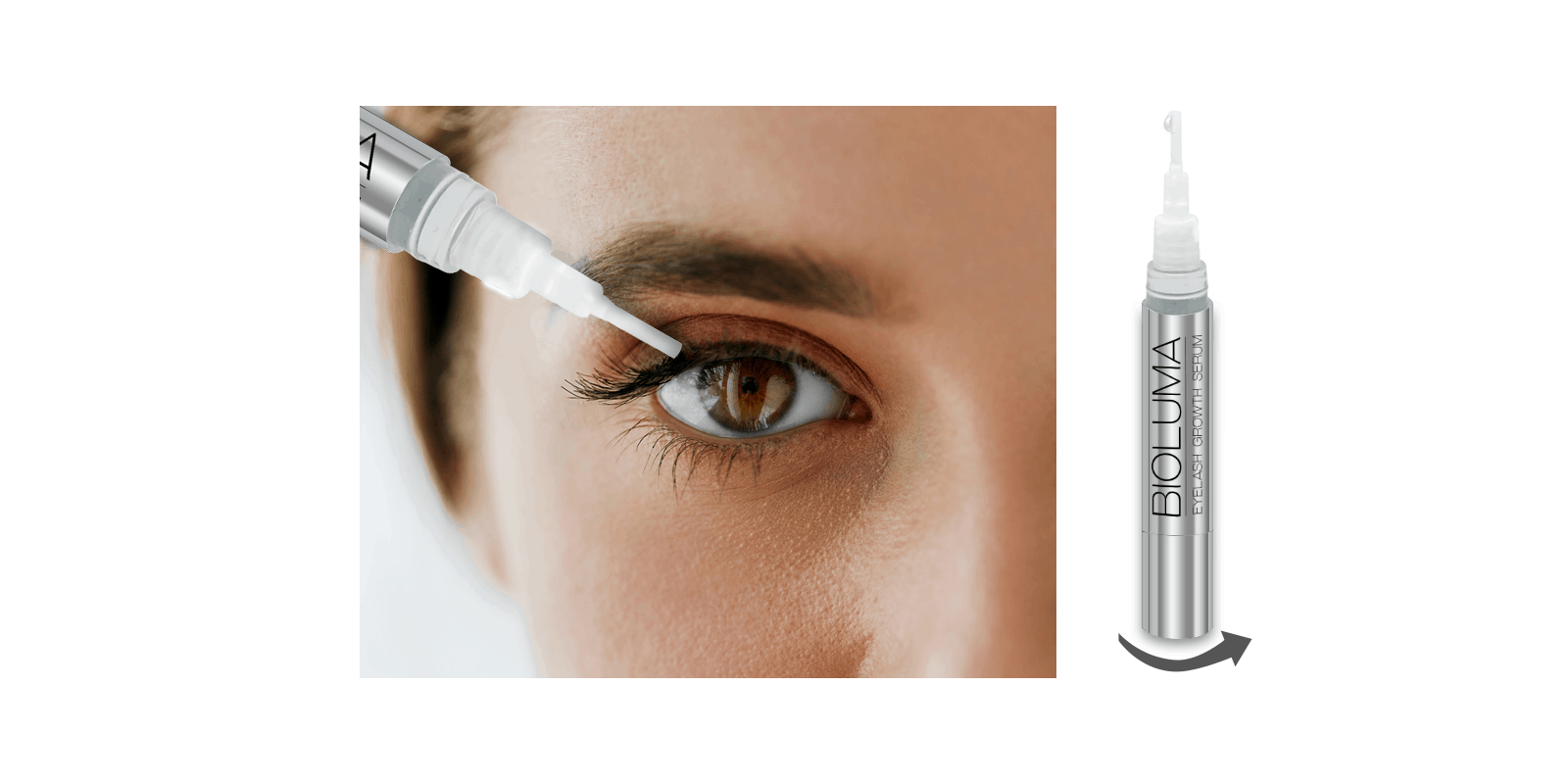 Bioluma Eyelash growth serum side effects