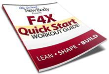 Bonus 1 F4X Quick Start Workout Guide