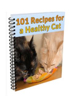 Bonus #2 101 recipes for a healthy cat-Cat Spraying No More Reviews