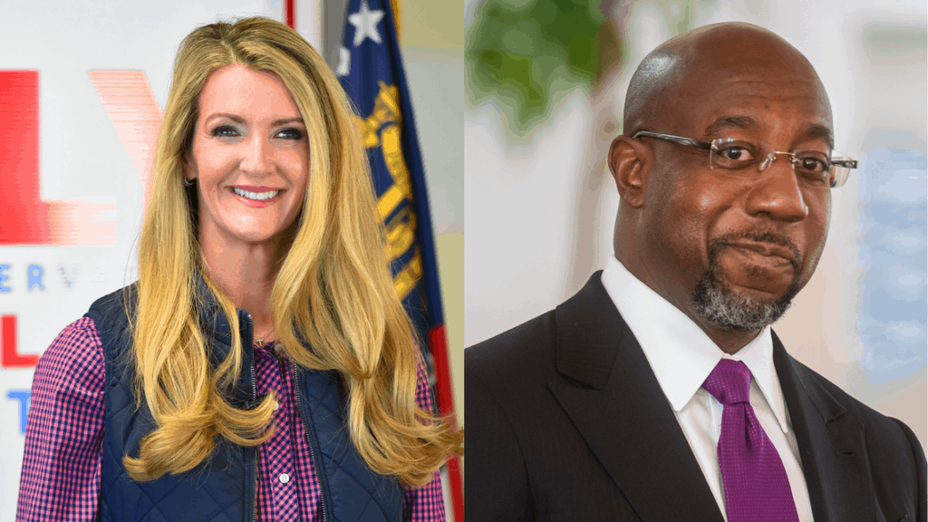 Candidates Attack Each Other's Background In Georgia Senate Debate