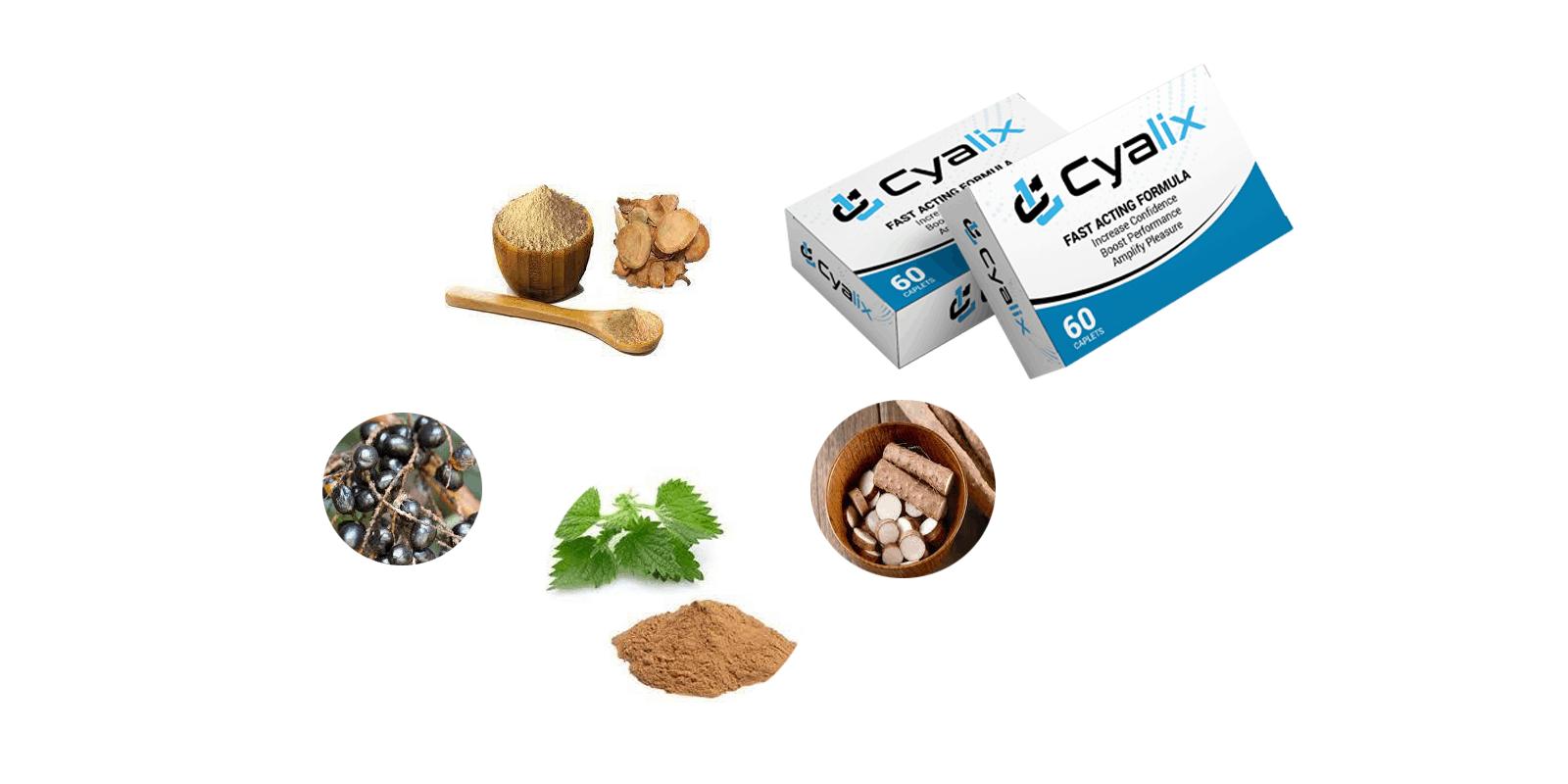 Cialix Male Enhancement ingredients