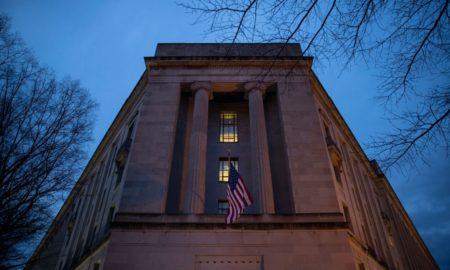 DOJ-Reviews-Secret-Pardon-For-Money-Target