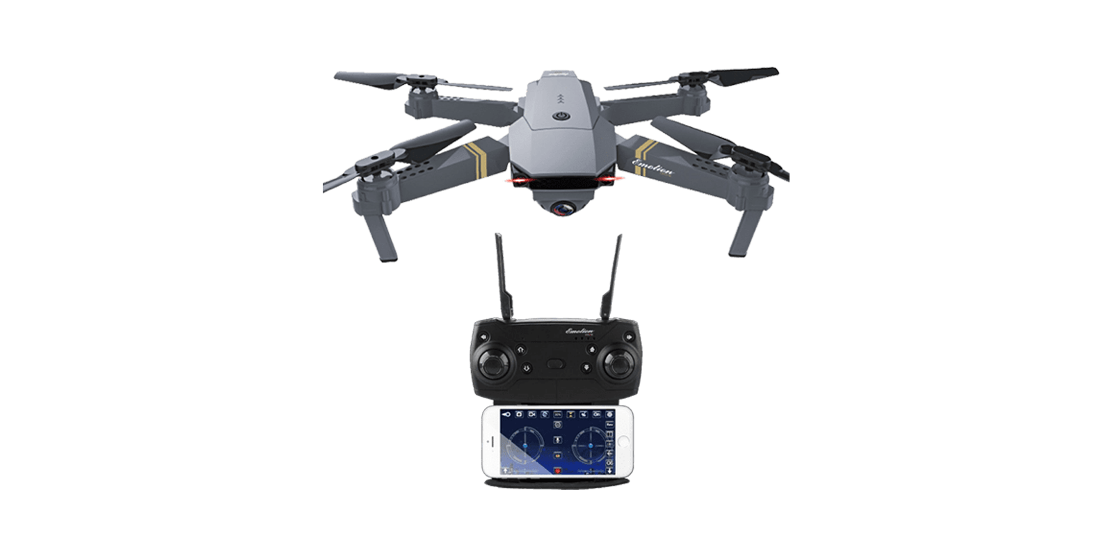 Drone X Pro features