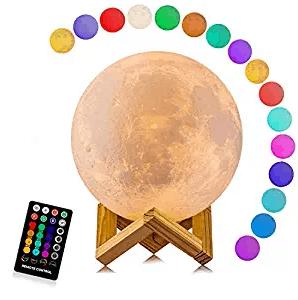 LOGROTATE - Moon lamp