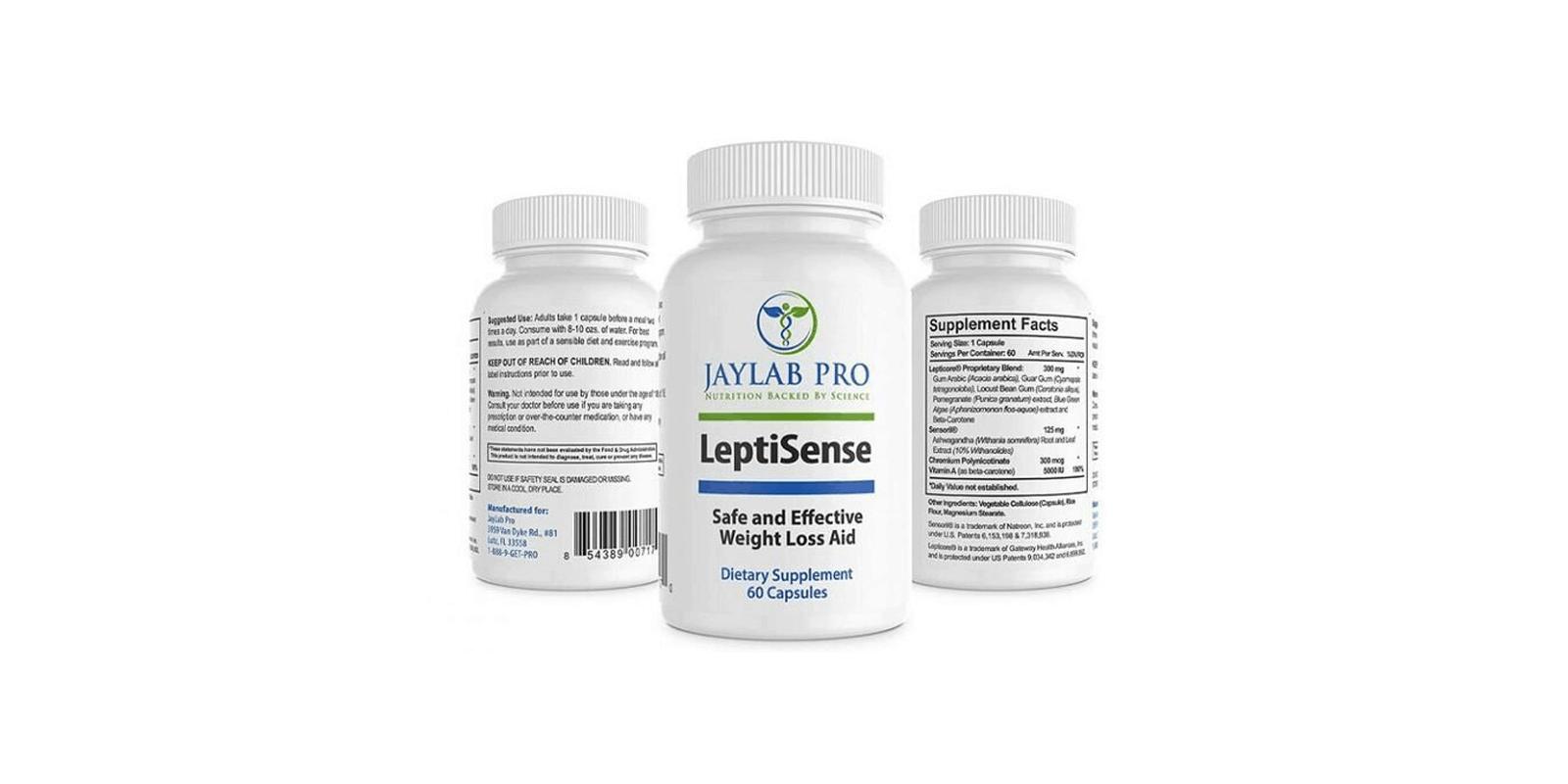 Leptisense Supplement
