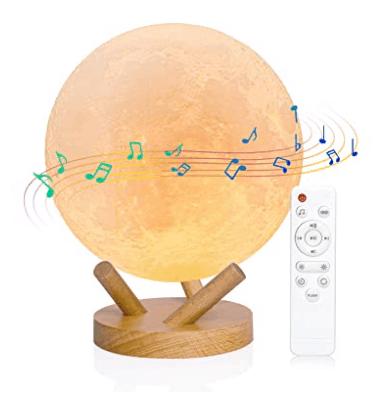 MEETPEAK Moon Lamp