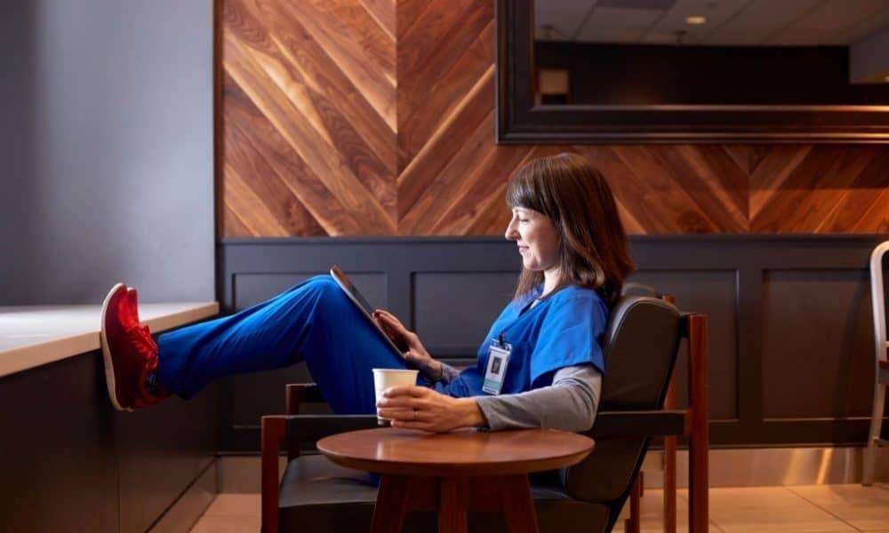 Oregon-Nurse-Placed-On-Leave-After-TikTok-Video-Goes-Viral