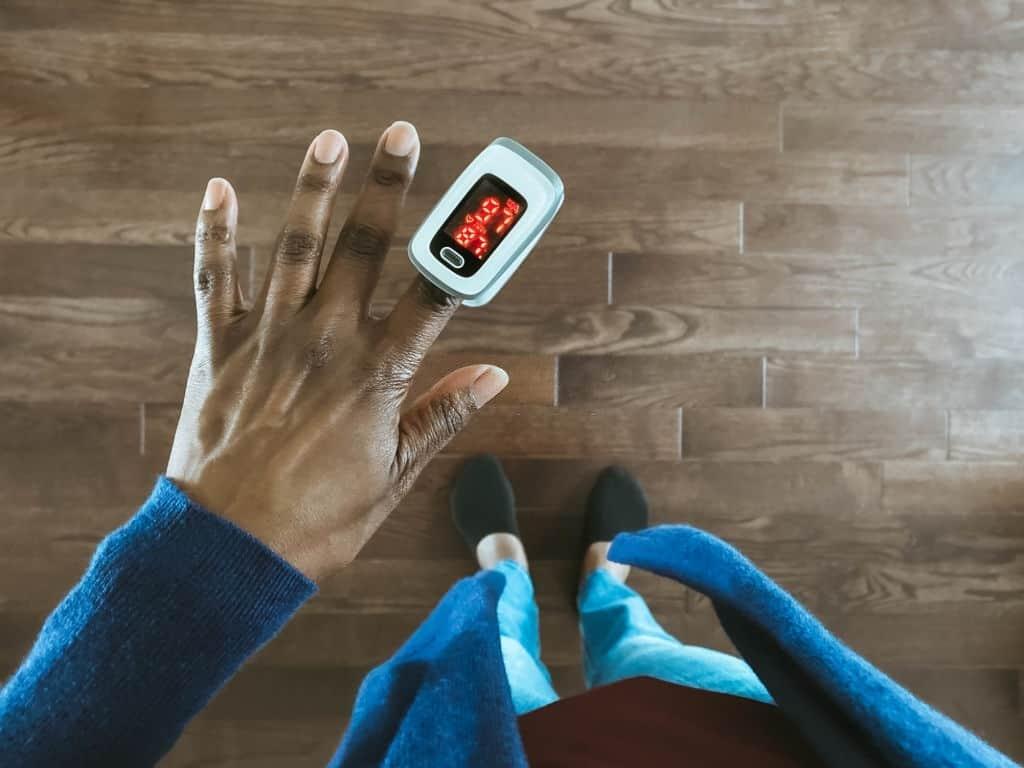 Pulse Oximeters Have Higher Error Rate In Black Patients
