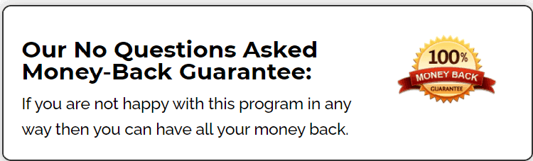 Shelly Manning IronBound Reviews-money back guarantee