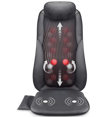 Snailax Shiatsu Massage Seat Cushion